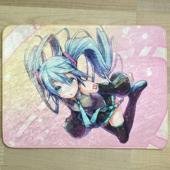 Hatsune Miku Speckles Rug / Floormat