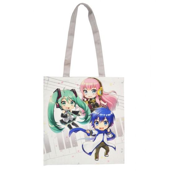 Hatsune Miku: Chibi Piapro Characters Tote Bag