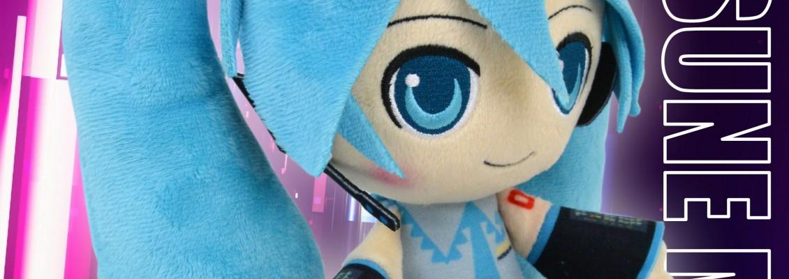 Hatsune Miku Cuteforme plush now revealed